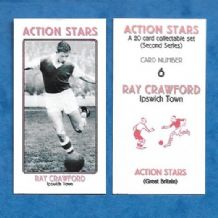 Ipswich Town Ray Crawford 6